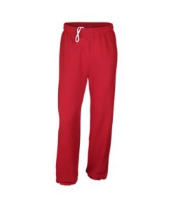 GILDAN NO POCKET SWEATPANTS WITH ELASTIC CUFFS YOUTH