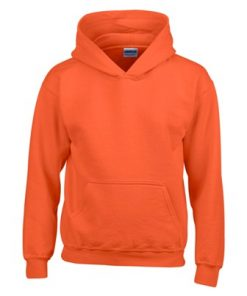 GILDAN HEAVYWEIGHT BLEND HOOD SWEATSHIRT YOUTH