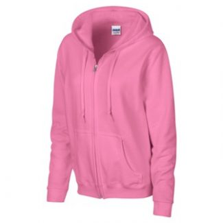 Gildan SEMI-FITTED FULL ZIP HOODED
