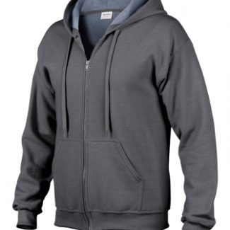 Gildan VINTAGE CLASSIC FULL ZIP HOODED SWEATSHIRT