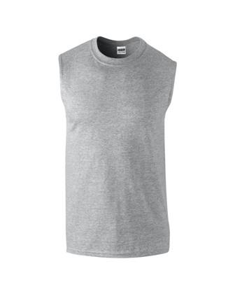 0088540be15f Gildan ULTRA COTTON SLEEVELESS T-SHIRT – uniformsandink.com