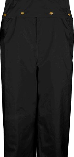 Viking Journeyman® 420D Bib Pants-Black