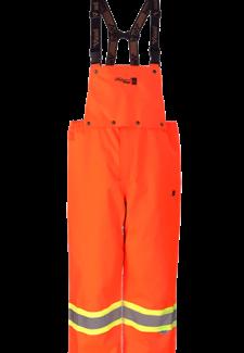 Viking Professional® Journeyman 300D Trilobal Rip-stop FR Bib Pants