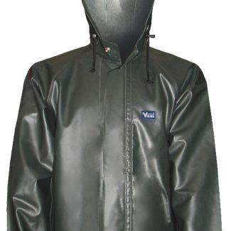 Viking Journeyman® Hooded Jacket Black