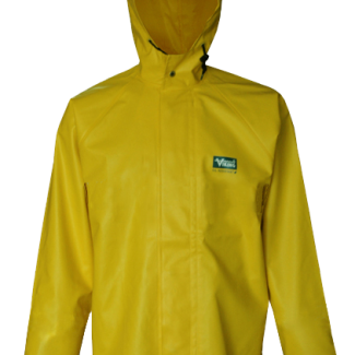 Viking Journeyman® Hooded Jacket Yellow
