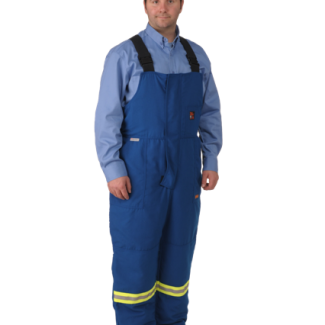 Viking® Firewall FR® CXP® Nomex® Striped Insulated Overalls