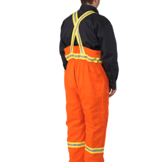 Viking® Firewall FR® Striped Insulated Overalls 51679