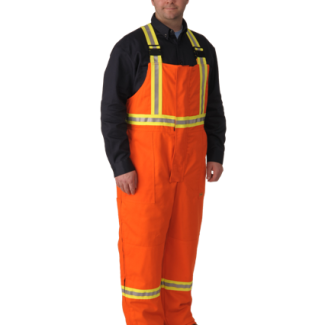 Viking® Firewall FR® Striped Insulated Overalls