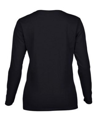 Gildan HEAVY COTTON SEMI-FITTED LADIES L/S T-SHIRT