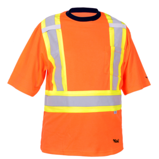 Viking® Safety Cotton Lined T-shirt