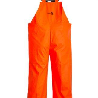 Viking® FR PU Bib Pants Orange
