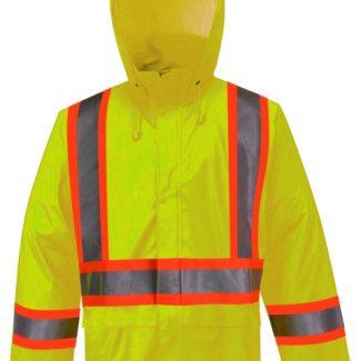 Viking® FR PU Jacket Yellow