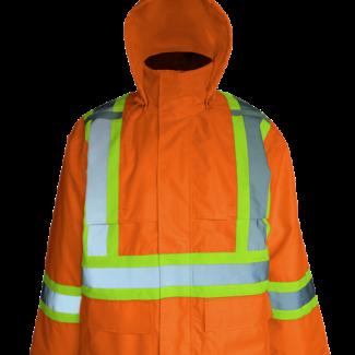 Viking Open Road® Insulated 150D Jacket Hi Vis -30°C/-22°F