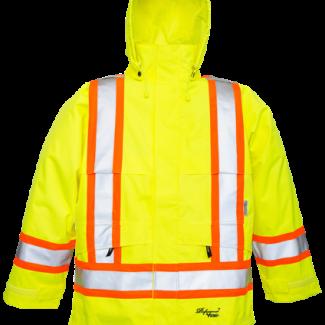 Viking Professional® Journeyman 300D Jacket Hi Vis