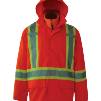 Viking Journeyman® 300D Tri-Zone Jacket & Inner Jacket Hi Vis -15C / 5F
