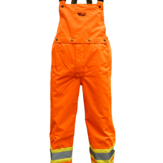 Viking Journeyman® 300D Tri-Zone Bib Pants Hi Vis -15°C/5°F