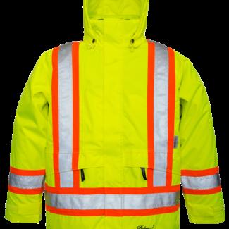 Viking Professional® Arctic 300D Tri-Zone Jacket Hi Vis -30°C/-22°F