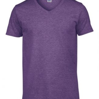 Gildan ADULT V-NECK T-SHIRT