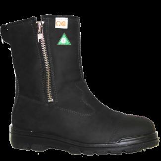 """Tatra 8"""" Side Zipper Boots"""