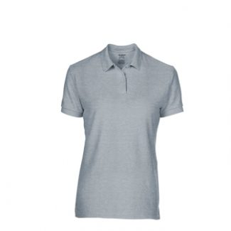 Gildan DRYBLEND DOUBLE PIQUE SPORT SHIRT LADIES