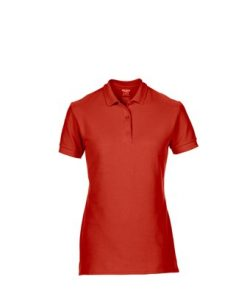 Gildan PREMIUM COTTON PIQUE SPORT SHIRT LADIES