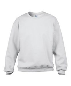 Gildan PREMIUM COTTON RING SPUN FLEECE CREWNECK SWEATSHIRT