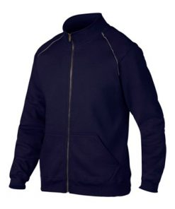GILDAN PREMIUM COTTON RING SPUN FLEECE FULL ZIP