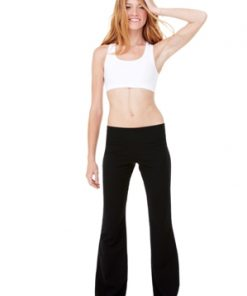 BELLA COTTON SPANDEX FITNESS PANTS