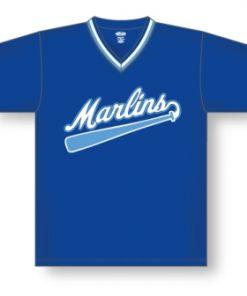 Athletic Knit Baseball Jerseys - BA1333