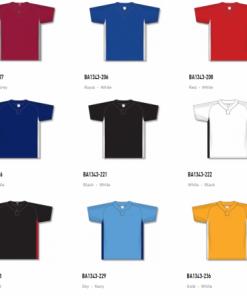 Athletic Knit Baseball Jerseys - BA1343