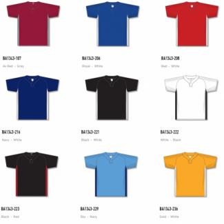 Athletic Knit Baseball Jerseys – BA1343