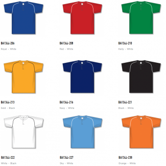 Athletic Knit Baseball Jerseys – BA1344