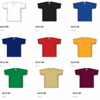 Athletic Knit Baseball Jerseys – BA1347