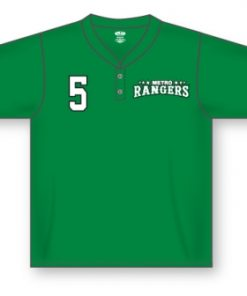 Athletic Knit Baseball Jerseys - BA1347
