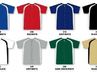 Athletic Knit Baseball Jerseys – BA502