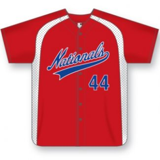 Athletic Knit Baseball Jerseys - BA502