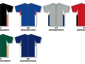 Athletic Knit Baseball Jerseys – BA503