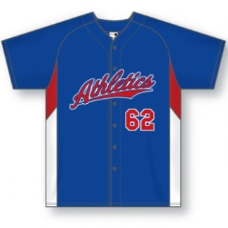 Athletic Knit Baseball Jerseys - BA503