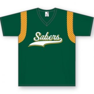 Athletic Knit Baseball Jerseys - BA569