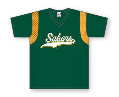 Athletic Knit Baseball Jerseys - BA569