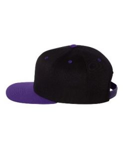 FLEXFIT WOOL BLEND FLAT BILL SNAPBACK