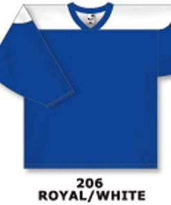 Athletic Knit Hockey Jersey H6100-Royal/White