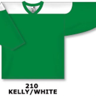Athletic Knit Hockey Jersey H6100-Kelly/White