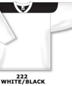 Athletic Knit Hockey Jersey H6100-White/Black