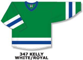 H6500 - Kelly/White/Royal
