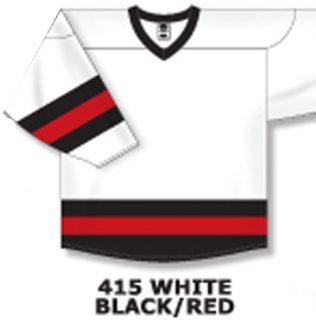 H6500 - White/Black/Red