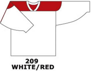 H681- White/Red