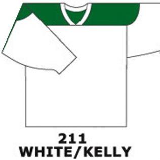 H681- White/Kelly