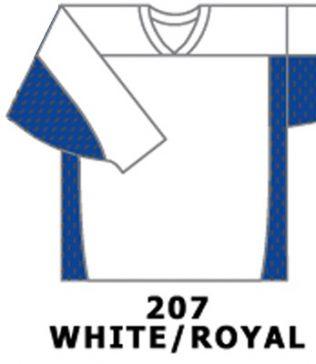 H687-White/Royal