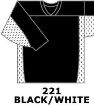 H687-Black/White
